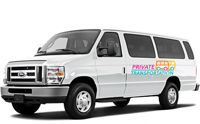 Van Rental Tours to Mayan Ruins