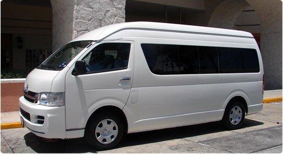 Transportation Riviera Maya